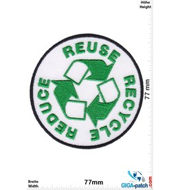 Reuse Reduce Recycle - 3 R