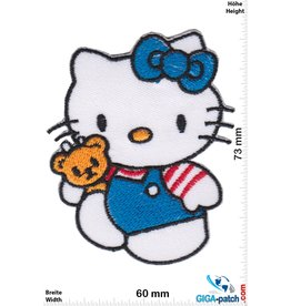 Hello Kitty Hello Kitty - Bear blue