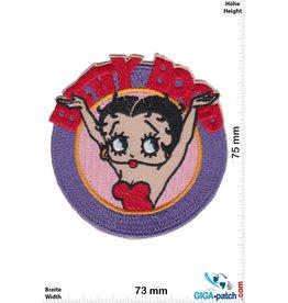 Betty Boop Betty Boop - Hello - round