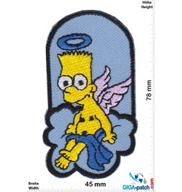 Simpson Bart Simpson  - Engel