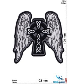 Engelsflügel Kreuz - Crucifix - Engelsflügel