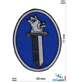 Army Schwert - Army - blue