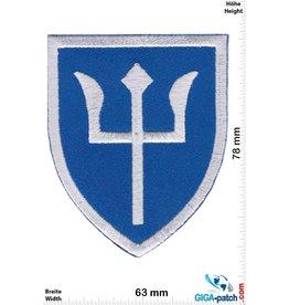 Army Dreizack - Army - Kampfschwimmer - blue