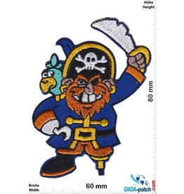 Pirat Pirat - blue