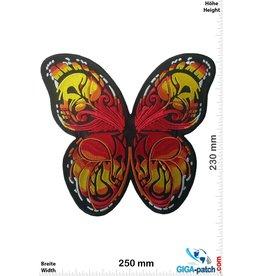 Schmetterling - Butterfly  - 25 cm