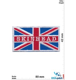 Skinhead Skinheads - Union Jack - UK