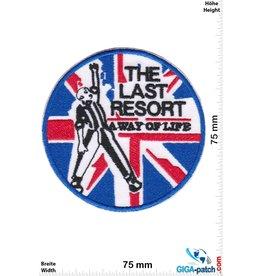 Skinhead The Last Resort - A way of Life - Skinhead