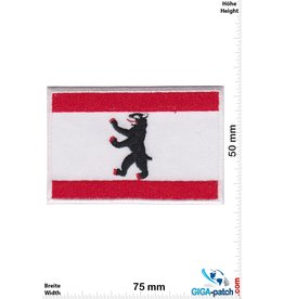 Deutschland, Germany Berlin Flagge