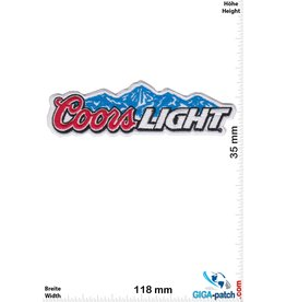 Coors Coors Light - Mountian