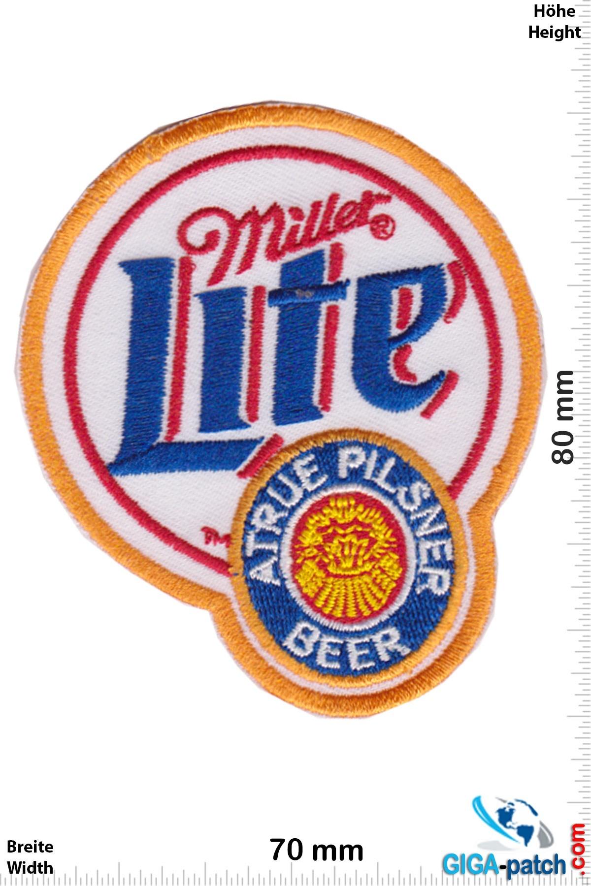 Miller Miller Light - A True Pilsner Beer