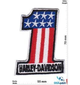 Harley Davidson Harley Davidson - Number One - 1