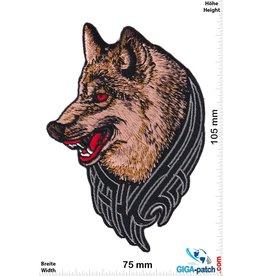 Wolf Wolf's Head - HQ