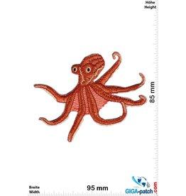 Krake - Oktopus - Tintenfisch