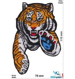 Tiger Springender Tiger  - HQ