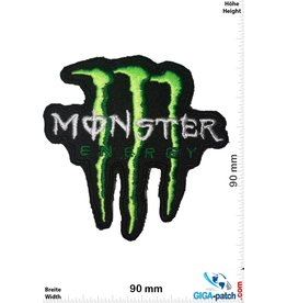 Monster Monster  Energy  - black green