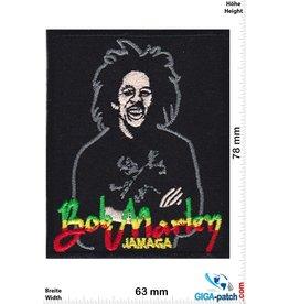 Bob Marley  Bob Marley - square