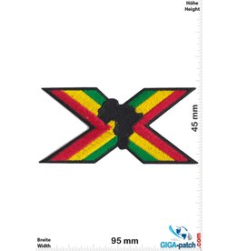 Jamaica Flag Jamaica - Reggae