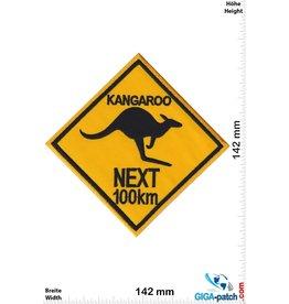 Australien, Australia Kangaroo - Next 100 KM - Australia - BIG