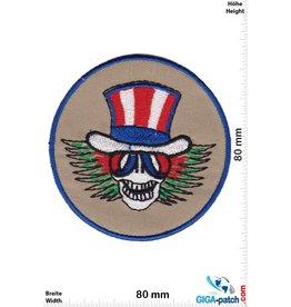 Totenkopf Skull - USA - Fly