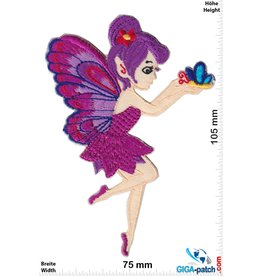 Kids Fee mit Schmetterling