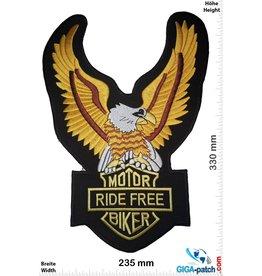 Adler Eagle - Motor Biker - Ride Free  - 33 cm