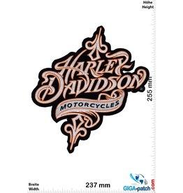 Harley Davidson Harley Davidson - MotorCycles - Swing  - 25 cm