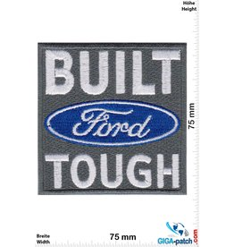 Ford Ford - Built Tough