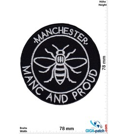 Manchester - Manc and Proud