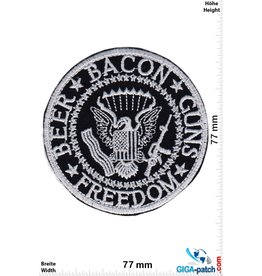 Fun Beer - Bacon - Guns - Freedom