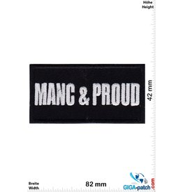 Manc and Proud - Manchester