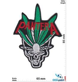 Pantera Pantera - skull green