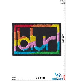 Blur - color - Rockband