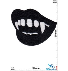 Vampire  Vampire - Mouth - black