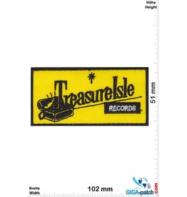treasure isle  Treasure Isle Records - yellow