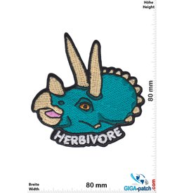 Dinosaurier Dinosaurs - Triceratops - Herbivore