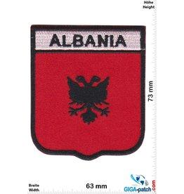 Albania -  Wappen - Albanien