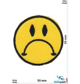 Smiley Smiley - Smile - Traurig - Sad
