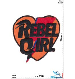 Fun Rebel Girl - Heart