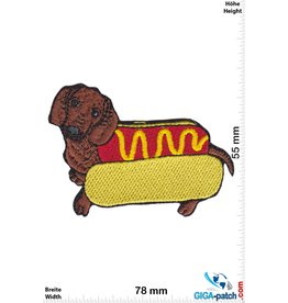 Fun Hot Dog - Dackel