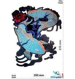 Koi Karpfen - China Style -31 cm