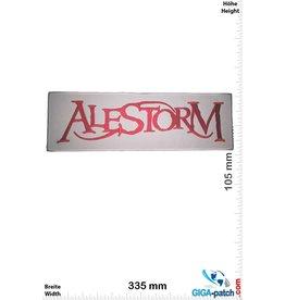 Alestrom Alestrom - red white  - 33 cm