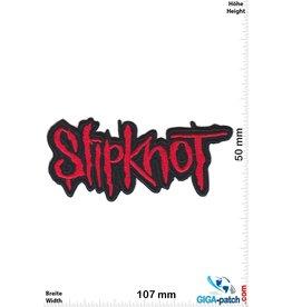 Slipknot Slipknot- black red