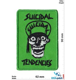Suicidal Tendencies Suicidal Tendencies - green - Hardcore-Band