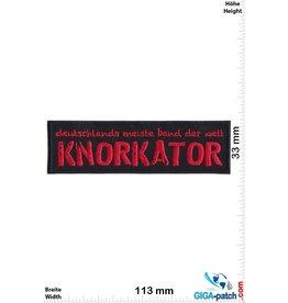 Knorkator - Deutschlands meiste Band der Welt