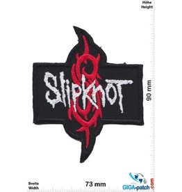 Slipknot Slipknot- red silver
