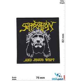 Suffocation Suffocation - and Jesus Wept  - Brutal Technical Death Metal band