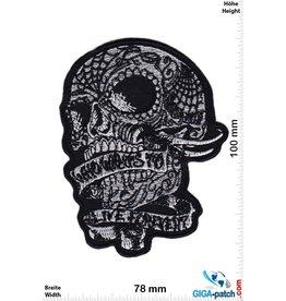Skull Skull - Who want to live forever