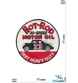 Hotrod Hot Rod - Hi-Speed Motor Oil - 23 - Fast Heavy Duty