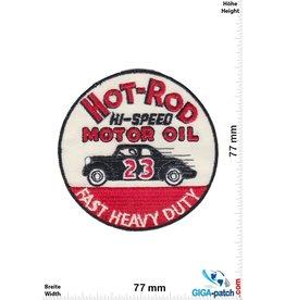 Hotrod Hot Rod - Hi-Speed Motor Oil - 23 - Fast Heavy Duty