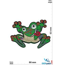 Funny Frog - Frosch